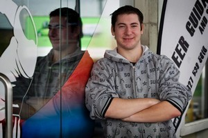 Northland youngster Daniel Alker is keen to find work. Pictures / Natalie Slade