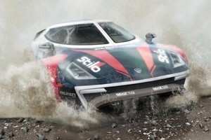 DiRT 3. Photo / Supplied