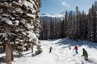 Winter Park, Mary Jane and Vasquez Cirque give skiers and snowboarders access to all types of terrain. Photo / Supplied