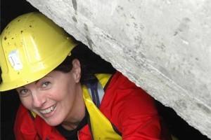 Watercare Services Network Analyst Philomen Gulland. Photo / Supplied