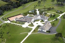 Kim Dotcom wants to buy a big property at Coatesville, Auckland. Photo / Jason Dorday 