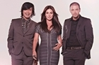 'New Zealand's Next Top Model' judges Colin Mathura-Jefree, Sara Tetro and Chris Sisarich. Photo / Supplied