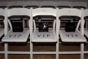 Being a fashion VIP means more than front-row seating. To be initiated into this exclusive club means gaining access to the inner sanctum of a private world. Photo / Nicola Topping