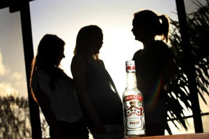 The Alcohol Advisory Council says a new study on the negative impacts of drunk people shows New Zealand needs better alcohol laws. Photo / Dean Purcell.