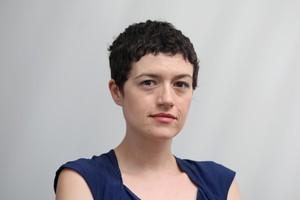 Radio New Zealand talkshow host Noelle McCarthy. Picture / Natalie Slade