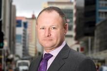 Financial Markets Authority chief executive Sean Hughes   Photo / Mark Mitchell