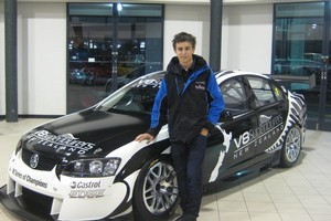 Andre Heimgartner hopes to make his touring car debut in the new V8 SuperTourer series. Photo / Supplied