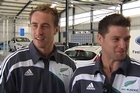 All Blacks recount their tales of learning to drive and first cars.