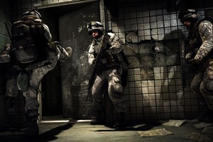 EA's Battlefield 3 will take the fight to Activision's mega-selling shooter Call of Duty.