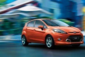 By 2020 over half of Ford's sales will be small cars. Photo / Supplied