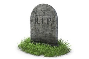 A Seattle company has unveiled QR-toting gravestones that let you still be interactive, even in death. Photo / Thinkstock