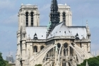 Notre Dame Cathedral, with its glorious stained-glass windows, is one of the many beautiful sights that attract swarms of tourists in Paris. Photo / Jim Eagles