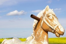 Rocking horses have gradually been culled from New Zealand playgrounds in recent years as many of them no longer meet safety standards. Photo / Thinkstock