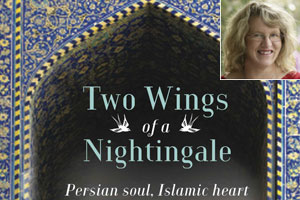 Jill Worrall's 'Two Wings of a Nightingale'. Photo / Supplied by www.exisle.co.nz, RRP $36.99.