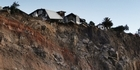 View: Aftershocks: Cliff top devastation