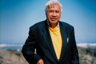 New Zealand poet, Hone Tuwhare. Photo / NZ Listener