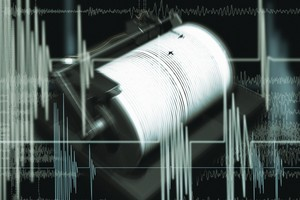 The dominant energy in Monday's aftershocks was horizontal, while in February's earthquake it was vertical. Photo / Thinkstock