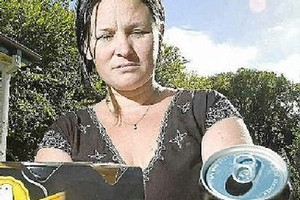 Linda Foster, of Casino, is demanding answers after discovering a dead mouse in her partially-consumed can of pre-mixed Bundaberg Rum and Cola. Photo / Northern Star