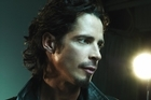 Chris Cornell is loving playing solo on his acoustic guitar tour. Photo / Supplied