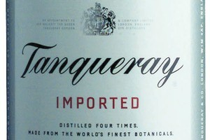 Tanqueray, RRP $46.99. Photo / Supplied