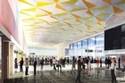 An artist's impression of the proposed convention centre. Photo / Supplied