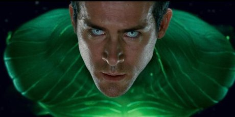 Ryan Reynolds plays the part of Hal Jordan in 'Green Lantern,' heading up a strong contingent of Kiwi and Aussie talent. Photo / Supplied