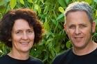 Jennifer and Garth Boggiss of Heilala Vanilla. Photo / Supplied