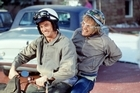 Jim Carrey and Jeff Daniels were hilarious in Dumb and Dumber but the reality is a bit more sobering. Photo / Supplied