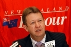 Labour Party finance spokesman David Cunliffe. Photo / Mark Mitchell