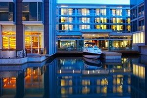 The Westin Auckland Lighter Bay is two hotels in one, with two strands of room pricing. Photo / Supplied