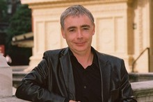 'If J.K. was the Beatles, I was the Rolling Stones,' says Eoin Colfer. Photo / Supplied 