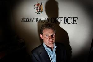 Serious Fraud Office chief executive Adam Feeley Photo / Brett Phibbs