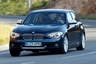 The new BMW 1-Series. Photo / Supplied