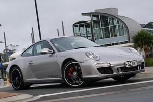 Porsche 911. Photo / Supplied