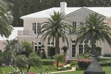 The former home of Elizabeth Taylor and Eddie Fisher. Photo / Supplied