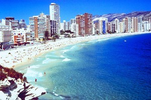 Alicante is on the spectacular Costa Blanca (White Coast). Photo / Thinkstock