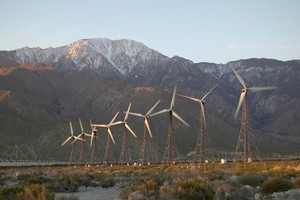 Germany's announcement that it will phase out nuclear energy by 2022 also raised the chance of more global manufacturing of wind equipment. Photo / Thinkstock