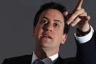 Labour leader Ed Miliband. Photo / AP