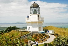 Those making the trip to the Manukau Heads Lighthouse wil