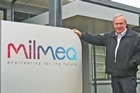 Milmeq's Matthew Wall sees plenty of scope to lift turnover. Photo / Northern Advocate