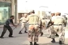 Pakistan's top judge has ordered two security chiefs to be sacked after paramilitary forces shot dead an unarmed man begging for his life, in a case that has shocked the nation. WARNING: CONTAINS DISTURBING IMAGES OF VIOLENCE.