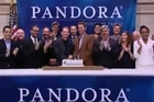 The shares of popular but unprofitable Internet radio service Pandora Media soared in its stockmarket debut, adding to the IPO frenzy that has some watchers talking tech bubble. Pandora is not available in New Zealand.