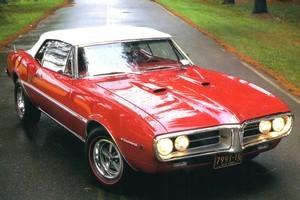 1967 Pontiac Firebird. Photo / Matt Morgan
