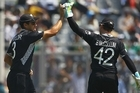 Ross Taylor and Brendon McCullum will deliver power-point presentations on why they should be named as Daniel Vettori's successor. Photo / Getty Images