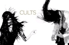 Album cover for 'Cults.' Photo / Supplied