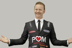 Morgan Spurlock turns his attention to the world of publicity. Photo / Supplied
