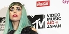 Watch: Lady Gaga continues to support Japan disaster