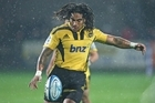 Ma'a Nonu is still the best when it comes to breaking the line. Photo / Getty Images