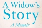 Cover of A Widow's Story - A Memoir by Joyce Carol Oates. Photo / Supplied