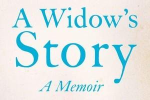 Cover of A Widow's Story - A Memoir by Joyce Carol Oates. Photo / Supplied
